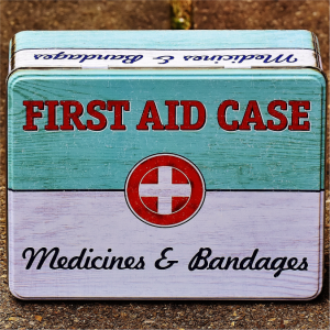 Medical supplies - band aids, medicines etc are travel essentials
