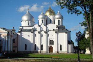 Saint Sophia Cathedral, Russia