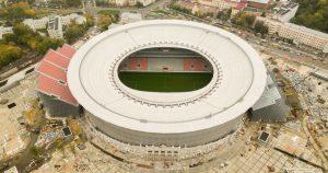 Yekaterinburg arena, russsia