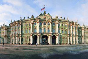 Hermitage Museum, Petersburg, Russia